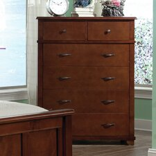 Woodridge 6 Drawer Chest