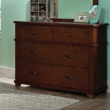 Woodridge 4 Drawer Dresser