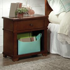 Woodridge 1 Drawer Nightstand