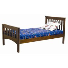 <strong>Bolton Furniture</strong> Mission Bed