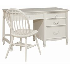 <strong>Bolton Furniture</strong> Emma Large Pedestal Desk