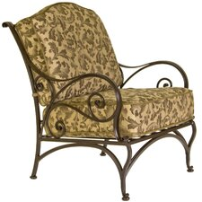 Ashbury Club Chair with Cushion