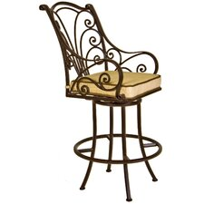 "Ashbury 31.5"" Barstool with Cushion"