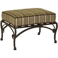 Ashbury Ottoman with Cushion