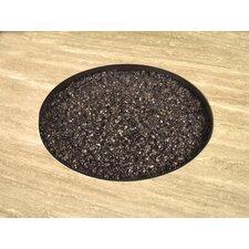 Casual Fireside Herbal Tea Tumbled Fire Glass Kit:  12lb Bag
