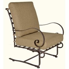 Classico Spring Base Club Chair with Cushion