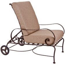 <strong>OW Lee</strong> Classico Hi-Back Adjustable Club Chair with Cushion