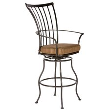 Monterra Barstool with Cushion