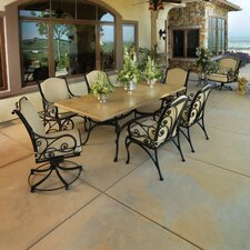 Rectangular Table Dining Set