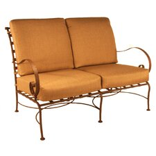 Classico Love Seat with Cushion