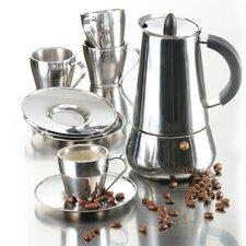 9 Piece Espresso Maker Gift Set