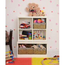 <strong>KidzPad</strong> Modular Storage Open Base Cubbies