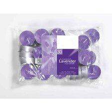 Lavender Scented Tea light Candles (Set of 30)
