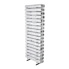 "Vis-I-Rack with (16) 5"" Bins"