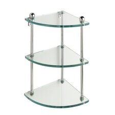 "Universal 8"" Bathroom Shelf"