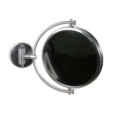 "<strong>Allied Brass</strong> Universal 8"" Mirror 4 Extends 7"""