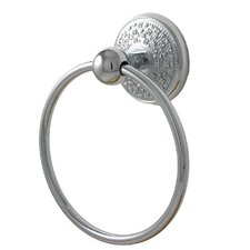 <strong>Allied Brass</strong> Prestige Monte Carlo Towel Ring