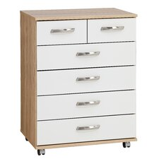 Regal 2 Over 4 Drawer Chest