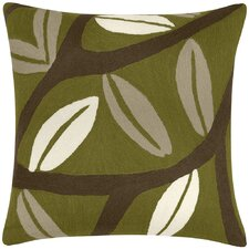 <strong>Judy Ross Textiles</strong> Branches Wool Pillow