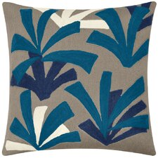 <strong>Judy Ross Textiles</strong> Burst Wool Pillow