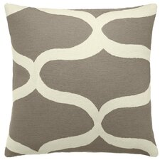 <strong>Judy Ross Textiles</strong> Wave Pillow