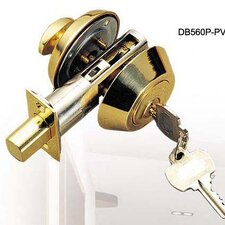 Contemporary Cylinder Deadbolt