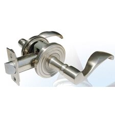 Chancellor Decorative Interior Passage Door Lever