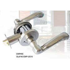 Empire Decorative Passage Door Lever