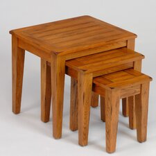 Balmoral 3 Piece Nest of Tables