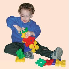 <strong>edushape</strong> Cross Blocks Building Set