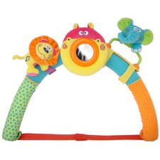 <strong>edushape</strong> Animal Activity Bar Baby Toy