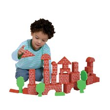 <strong>edushape</strong> Brick - Like  Toy Foam Blocks