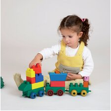 <strong>edushape</strong> Mini Edu Block Toy Train