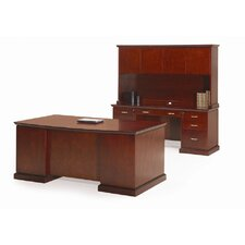 Devon Standard Desk Office Suite