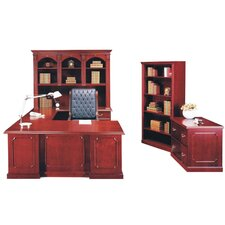 Heritage U-Shaped Desk Office Suite
