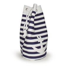 Tobs Soft Storage Large Anchor Bag in Blue