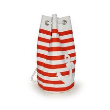Tobs Soft Storage Small Anchor Bag in Red