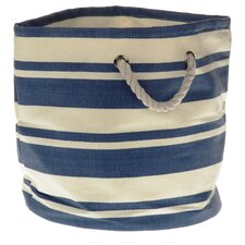 Tobs Soft Storage New England Round Tub Bag in Blue