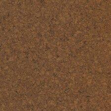 """Modoc 12"""" Engineered Cork Planks Flooring in Dark Sienna"""