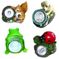 1 Light Outdoor Garden Light (Set of 8)