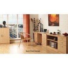 Cupboard and Drawer Pedestal