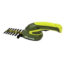 <strong>Sun Joe</strong> 3.6 V Li-ion 2 Tools in 1 Cordless Grass Shear/Shrubber