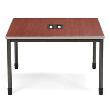 "47.25"" W Terminal / Workstation Utility Table"