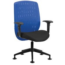 Vision High-Back Executive Chair with Arms
