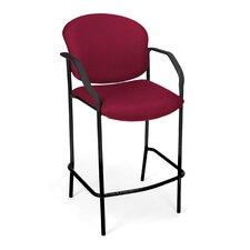 Café Height Chair with Arms