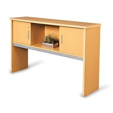 "Milano 39.4"" H X 63.8"" W Desk Hutch"