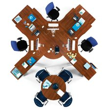 "<strong>OFM</strong> 43"" Conference Table"