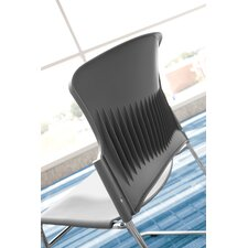 Multi Use Vinyl Seat and Back Stacker Chair
