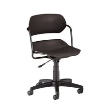 <strong>OFM</strong> Plastic Armless Swivel Office Chair with Swivel
