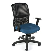 High-Back Task Chair with Arms